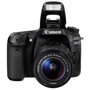 Canon EOS 80D EF-S 18-55 IS STM Kit